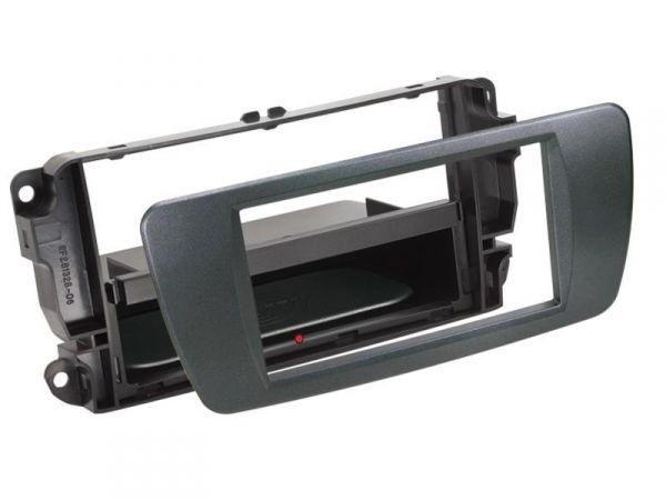 2-DIN RB Inbay® Seat Ibiza azabacheschwarz ab 2008 - Qi-Standard