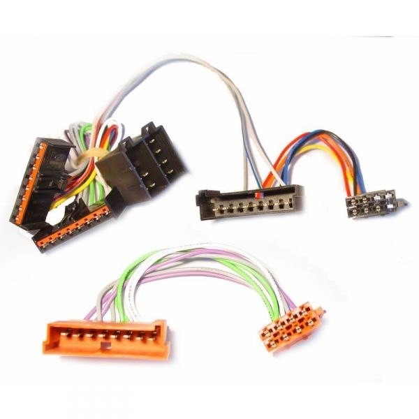 ISO2CAR Adapter Ford - Kram - 86120