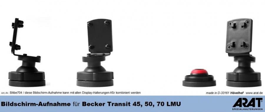 arat bildschirm aufnahme becker active ready revo transit. Black Bedroom Furniture Sets. Home Design Ideas